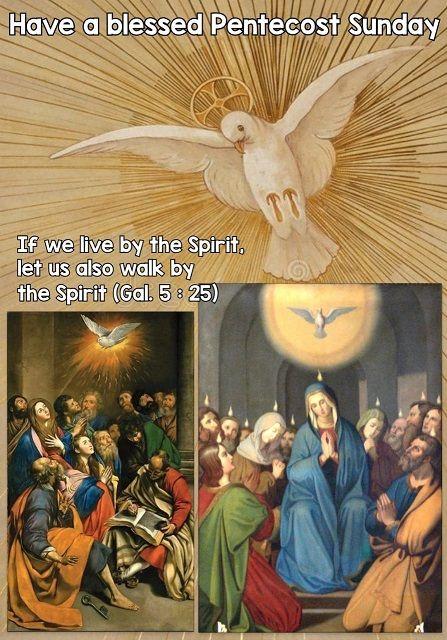 Turunnya Roh Kudus (katolik.com)