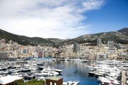 Monte Carlo, Monaco. (Foto: LAT Images/Mercedes-AMG F1)