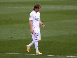 Luka Modric. (via Reuters.com)