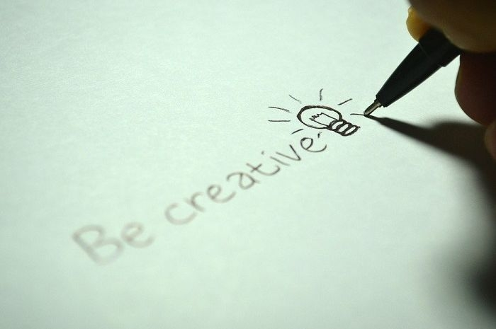 Ilustrasi: ada 5 hal yang jadi penguat ide  Sumber: Pixabay via bobo.grid.id