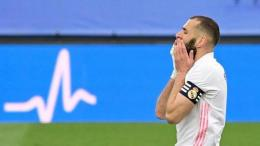 Karim Benzema. (via AFP Photo)