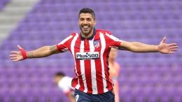Luis Suarez. (via cbssports.com)