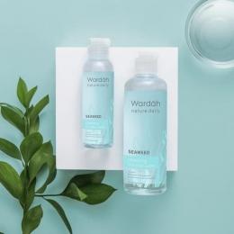 Micellar Water by Wardah Cosmetics (Sumber gambar https://www.florentbeauty)