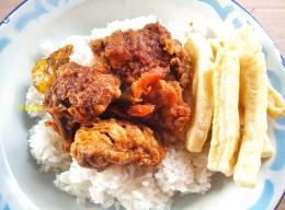 Ayam Masak Bom   @kaekaha