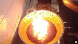Bom! Efek Bara Arang yang Dimasukkan ke Masakan   Youtube Santri Pondokan Channel