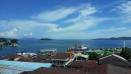 Laut Fakfak, Papua Barat/dokpri