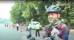 Ganjar Pranowo. Foto: tangkap layar Kompas TV