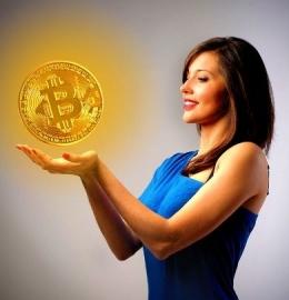 Ilustrasi: Investasi aset krypto (redtea.com)