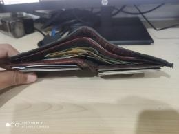 Uangnya cuma sedikit, sumber: dokpri