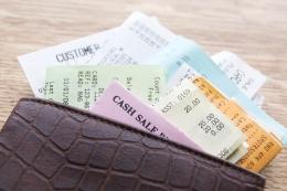 Ilustrasi dompet kebanyakan struk, sumber: hellosehat.com