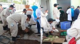 Mengolah Sampah Makanan Menjadi Sumber Daya Bernilai (foto dokumentasi pribadi).