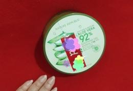 Aloe vera mencegah kulit tidak cepat keriput (foto CelestineP)