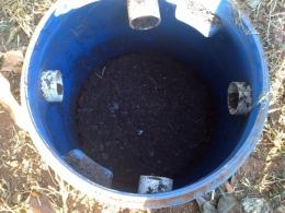 Komposter Gentong (foto dok pri).