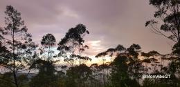 Gambar ilustrasi senja (Foto : dokpri)