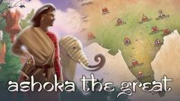 Melalui dukungan Ashoka terhadap Buddha, agama ini menyebar luas ke berbagai wilayah dunia (ilustrasi: YouTube/Kings and Generals)