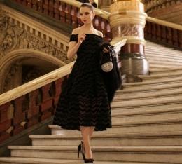 Emily Dress, Emily in Paris. Source: Netflix.com