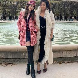 Emily in Paris Fashion, Source: instagram @emilyinparisoutfits