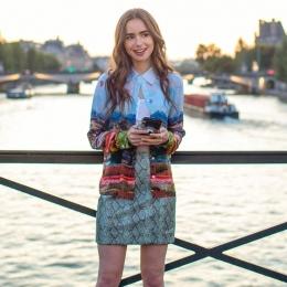 Emily in Paris, Source: Instagram @emilyinparisoutfits