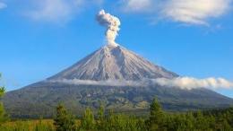 Gunung Semeru I Sumber: liputan6.com
