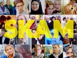 SKAM (2015), series Norwegia yang terkenal akan ceritanya yang relatable-https://www.filmaffinity.com/us/film926454.html