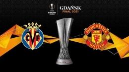 Final Liga Europa 2021 yang mempertemukan Villarreal vs Manchester United. Sumber foto: jogja.tribunnews.com
