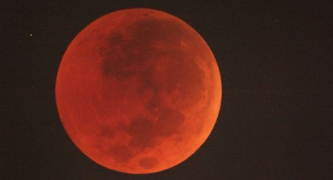 Super Blood Moon (suara.com)