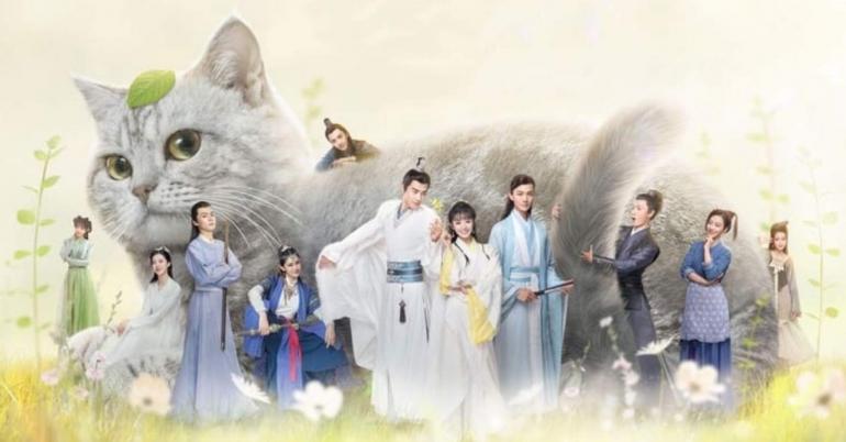 Drama china - Be My Cat (sumber gbr : Forum soompi)