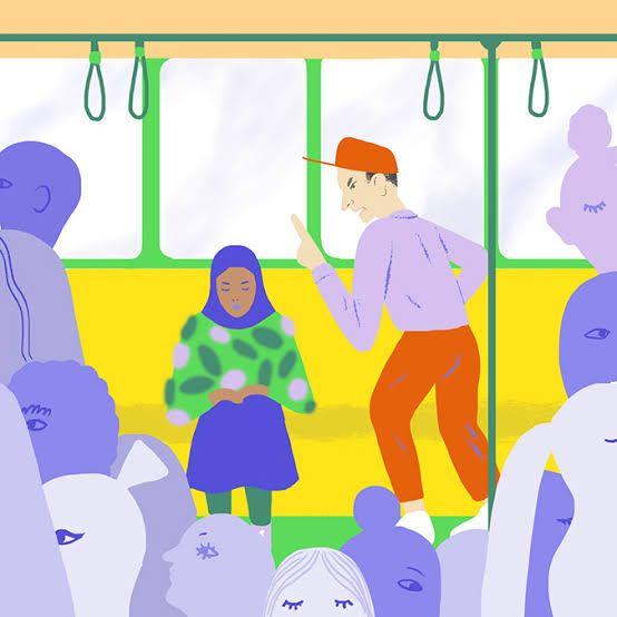 Ilustrasi Bystanders Effect/Sumber: Locallove.ca