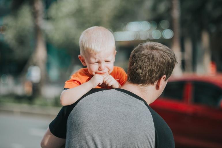 Anak tantrum (Sumber:  Bha Pi/Pexels)