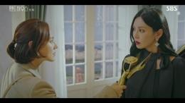 Ilustrasi salah satu adegan di drakor makjang (SBS)