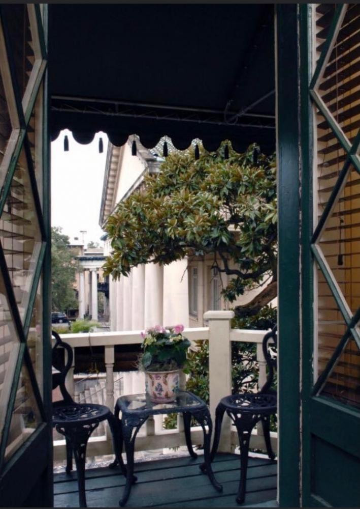 Balcony view. Sumber : Dokpri