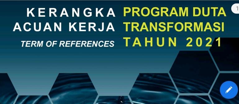 tor program duta transformasi (dokpri)
