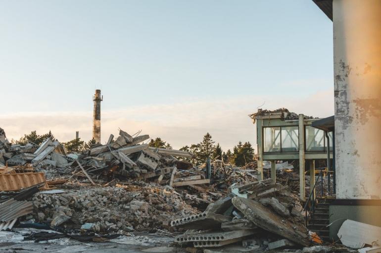 Ilustrasi Gempa Bumi | Pexels/Alari Tammsalu