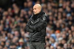 Pep Guardiola, pelatih Manchester City. Akhir pekan ini, Pep akan membawa Man City di partai final kontra Chelsea di Portu. Sumber foto: Getty Images