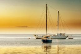 Mengolah rasa menjadi karya bagai perahu laju tanpa mendayung (ilustrasi Pixabay)