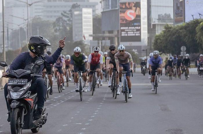 Foto diambil dari instagram/@gaya.bersepeda