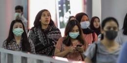 Indonesia masih jauh untuk melepaskan masker (merdeka.com)