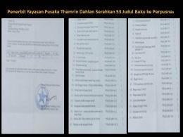 dokumen pribadi
