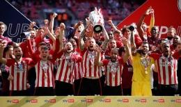 Brentford FC promosi ke Premier League 2021/2022 (bola.okezone.com)