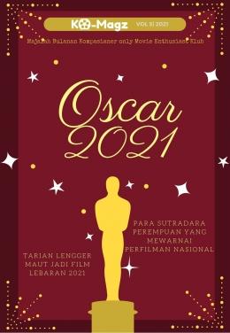 KO-Magz Edisi Oscar 2021 (dok, KOMiK)