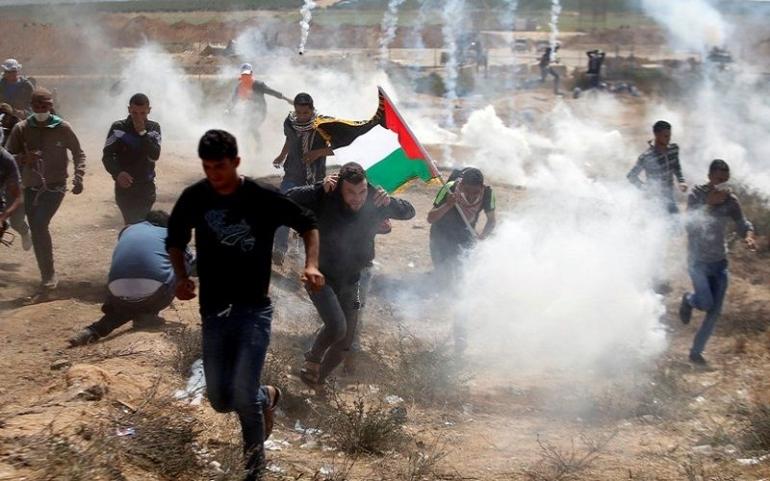 Konflik Israel dan Palestina (Foto: Reuters)