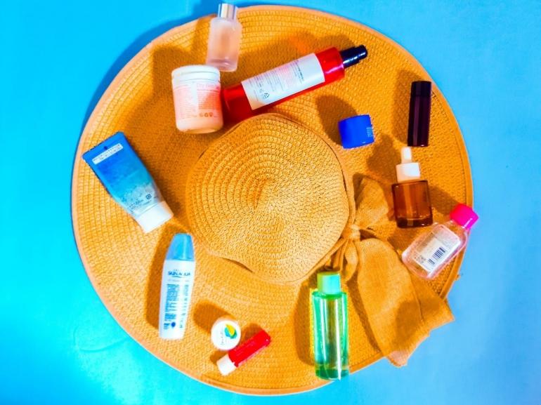 Ilustrasi Produk Skincare | Taken by Retno Ningtiyas