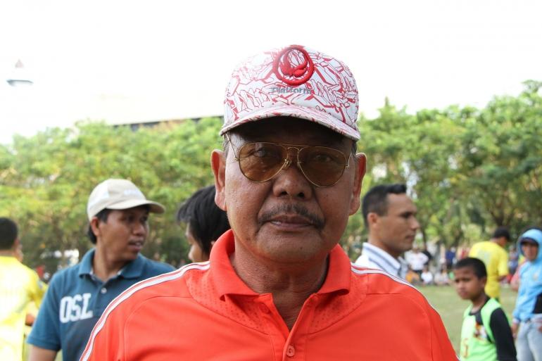 Baco Achmad (Dok. pribadi)