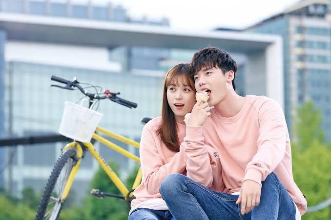 Ilustrasi sepasang kekasih (Sumber: MBC Drama via hai.grid.id)