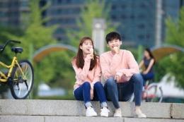 Ilustrasi sepasang kekasih (Sumber: MBC Drama via popbela.com)
