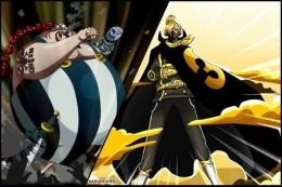 Sanji vs Queen, pertarungan seru di One Piece 1015 / bacasamehada.com