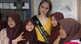 Cinta Laura Duta Antikekerasan terhadap Perempuan dan Anak   Foto dari cintalaurakiehl.co