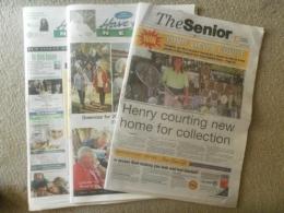 tabloid senior (dok pribadi)
