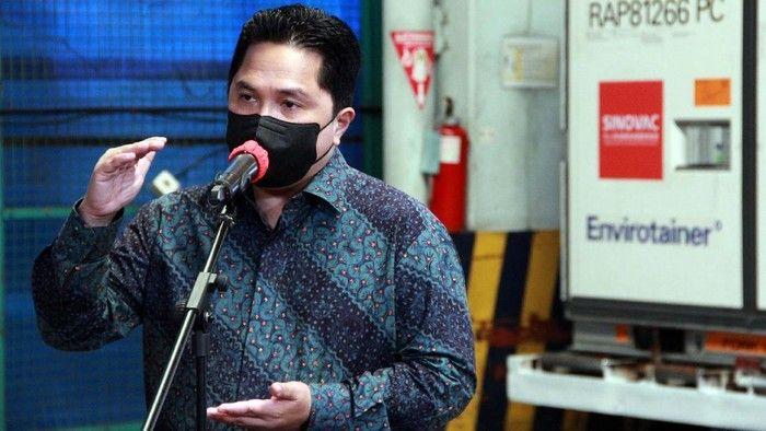 Menteri BUMN Erick Thohir (health.detik.com)