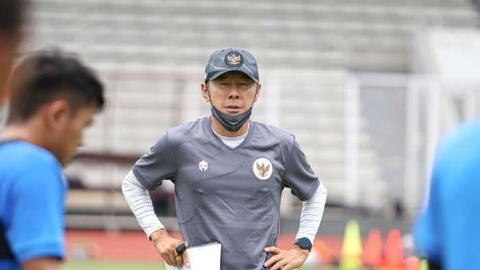Shin Tae yong, pelatih Indonesia sudah siap berduel melawan Thailand yang diasuh oleh Akira Nishino (Foto PSSI.org)